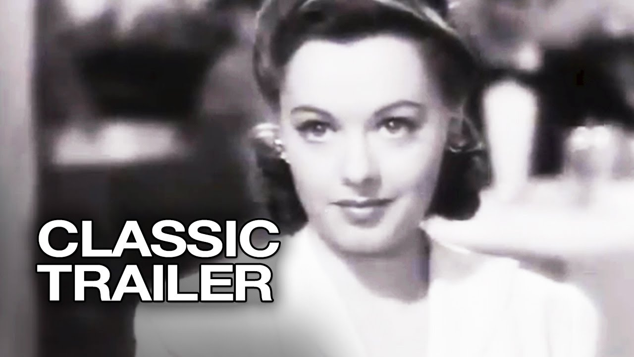 The Lady Eve Official Trailer #1 - Henry Fonda Movie (1941) HD