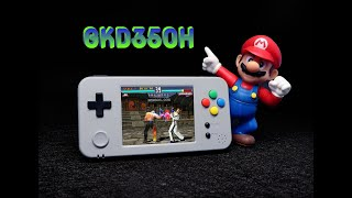 GKD350H - A Personal Favorite for Older Retro Gaming