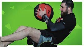 10 упражнений для БОЙЦА с медболом