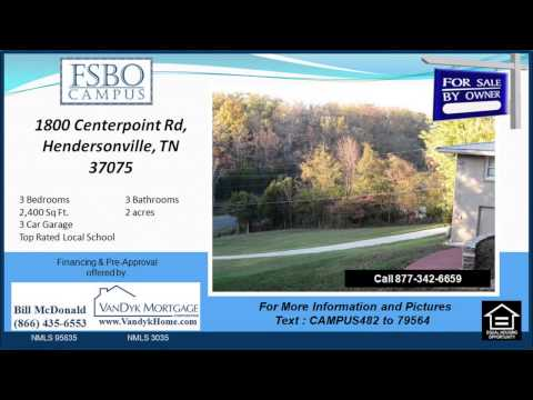 3 bedroom home for sale near Beech Senior High School in Hendersonville TN
