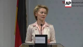 Austria seeks joint air space security agreement with Germany
