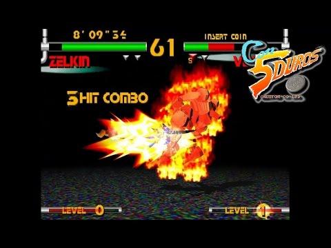 "STAR GLADIATOR 2: NIGHTMARE OF BILSTEIN - ""CON 5 DUROS"" Episodio 356 (+Ver. Dreamcast) (1cc) (CTR)"