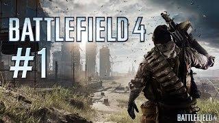 Battlefield 4 #1 - A Primeira Missão do Jogo no Xbox One! (PT-BR)