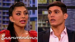 Camila y Antonio quieren darse una oportunidad y enfrentaron a casi todo el palco | Enamorándonos Video