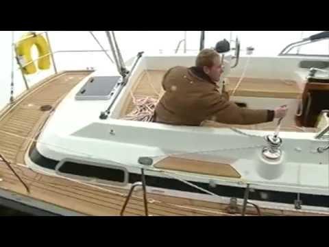 C-Yacht 1040 Sailing