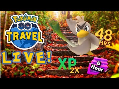 Download Youtube: 🌍 LiVE NoW 🌍 FARFETCH'D WORLDWiDE COUNTDOWN 🌍 Pokemon GO GLOBAL CATCH CHALLENGE EVENT 🌍   Day 2