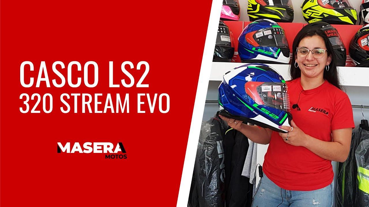 Download CASCO LS2 320 STREAM EVO - MASERA MOTOS