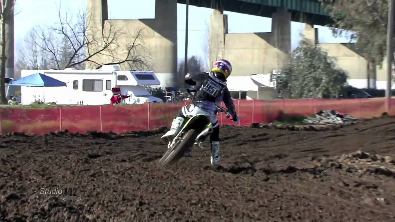 Amp Gfi Motocross Racingmp4 Youtube