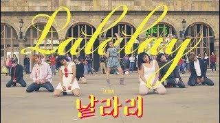 [KPOP IN PUBLIC] SUNMI - LALALAY (날라리) [HALLOWEEN Dance Cover by EYE CANDY from MEXICO]