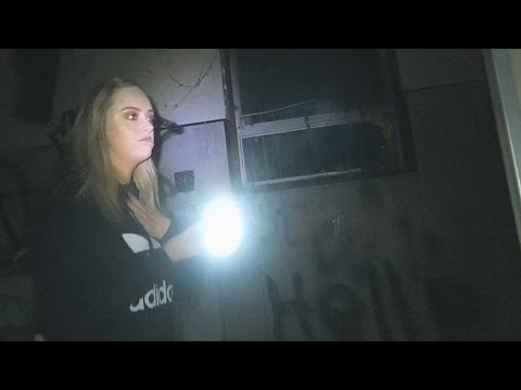 EXPLORING ABANDONED HOSPITAL MORGUE (WARNING)