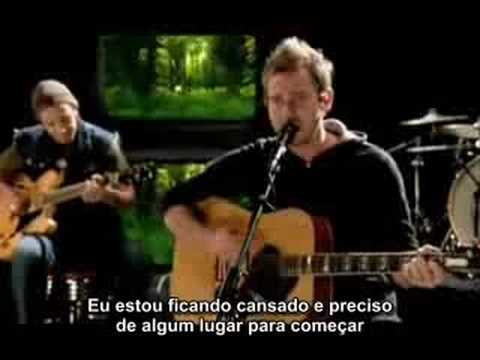 Lifehouse - Somewhere Only We Know (Legendado)