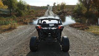 Forza Horizon 4 - 2018 CAN-AM MAVERICK X RS TURBO R - OFF-ROAD in fortune island - 1080p60FPS