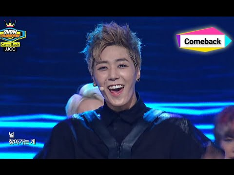 JJCC - Bing Bing Bing (One Way), 제이제이씨씨 - 빙빙빙, Show Champion 20140910