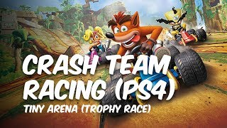Crash Team Racing Nitro-Fueled (Tiny Arena - Trophy Race)