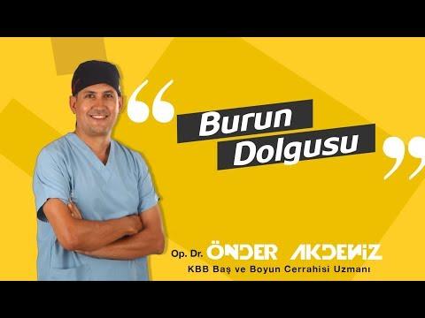 Op. Dr. Önder Akdeniz | Burun Dolgusu
