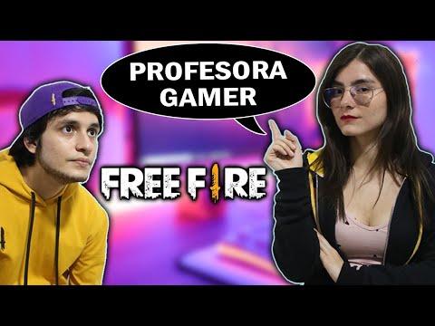 MI PRIMERA VEZ JUGANDO FREE FIRE - Yo Ser Douglas