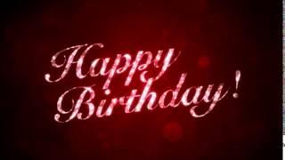 Happy Birthday Monica