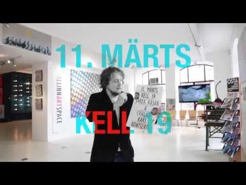 JAREK KASAR & CHALICE -- KAKS KONTSERTI -- 11. märts kl 19 Tallinn Art Space'is