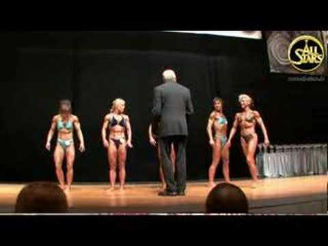 Frauen I, Bodybuilding bis 55 kg, Finale