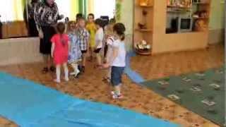 Занятие для детей 3-4 лет