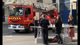 Ensemble c'est mieux N°38 : Spéciale Pompiers de Paris