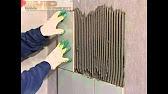 Установка подрозетников в бетонной/кирпичной/газобетонной стене .