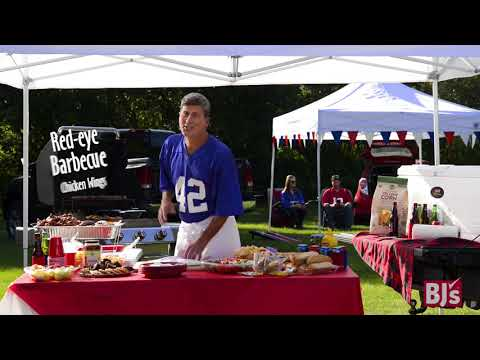 BJ's Cooking Club: Tackle The Tailgate With Chef Glenn Lyman