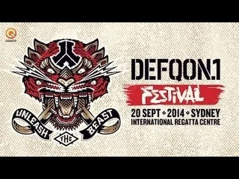 Defqon.1 Festival Australia 2014 Unleash The Beast | Hardstyle | Goosebumpers