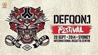 Defqon.1 Festival Australia 2014 Unleash The Beast - Hardstyle - Goosebumpers #FM29