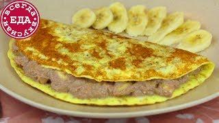 Овсяноблин на завтрак   Всегда Вкусная Еда