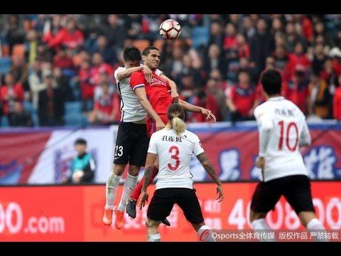 HIGHLIGHTS Chongqing Lifan vs Hebei CFFC | CSL 2017 Round 2