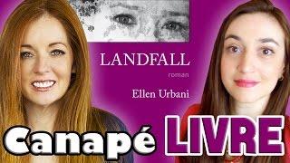 [CanapéLivre] Rencontre avec Ellen Urbani (Landfall) | Myriam 📖 Un Jour. Un Livre.