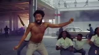 Proof that Donald Glover dance works with almost any song