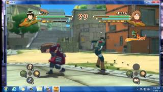 Naruto Shippuden Ultimate Ninja Storm 3  : How to Keyboard Settings  (Pc)