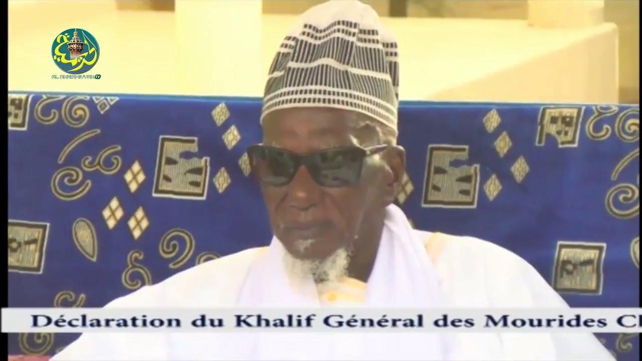 """Résultat de recherche d'images pour """"l'appel de Cheikh Sidy Moukhtar Mbacké"""""""