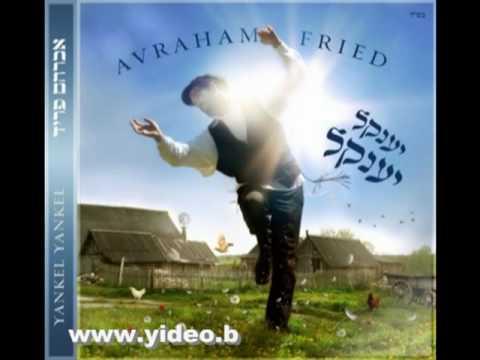 Avraham Fried - NEW ALBUM!! yankel yankel