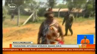 Maafa Narok baada ya wakaazi kuandamana