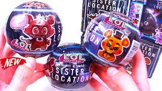 - LOL Surprise Ball FNAF Sister Location Fake LOL Dolls КИТАЙСКИЙ ЛОЛ ШАР ФНАФ ДЕШЁВАЯ ПОДДЕЛКА