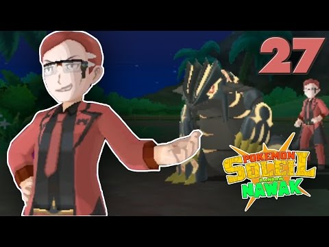 Max de la Team Magma nous affronte ! - Pokémon Soleil Random Nawak #27