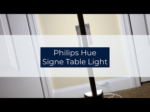 philips-hue-signe-table-light-unboxing-and-quick-demo-[home-automation]
