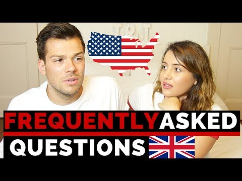 Why We Wouldn't Live In The U.S & Answering British Q's 🇬🇧