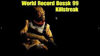 (Old) World Record Bossk Killstreak - Star Wars Battlefront ll