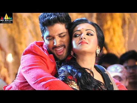 Allu Arjun Video Songs Back to Back | Telugu Latest Songs Jukebox | Sri Balaji Video