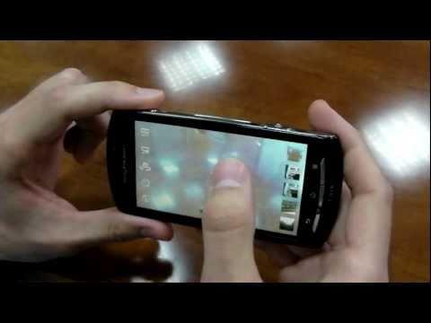 Обзор Sony Ericsson Xperia Neo от Droider.ru