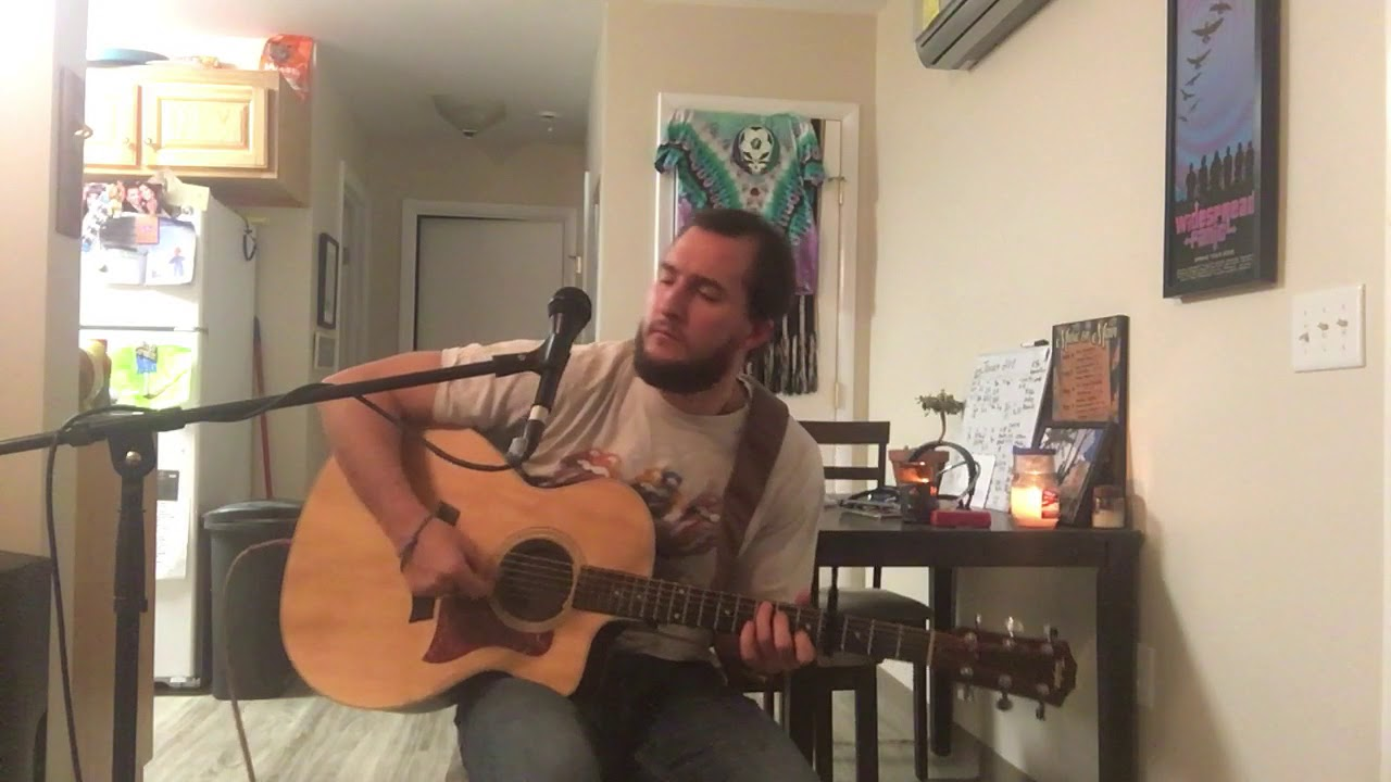 Laundry Room The Avett Brothers Cover By William Massey Youtube