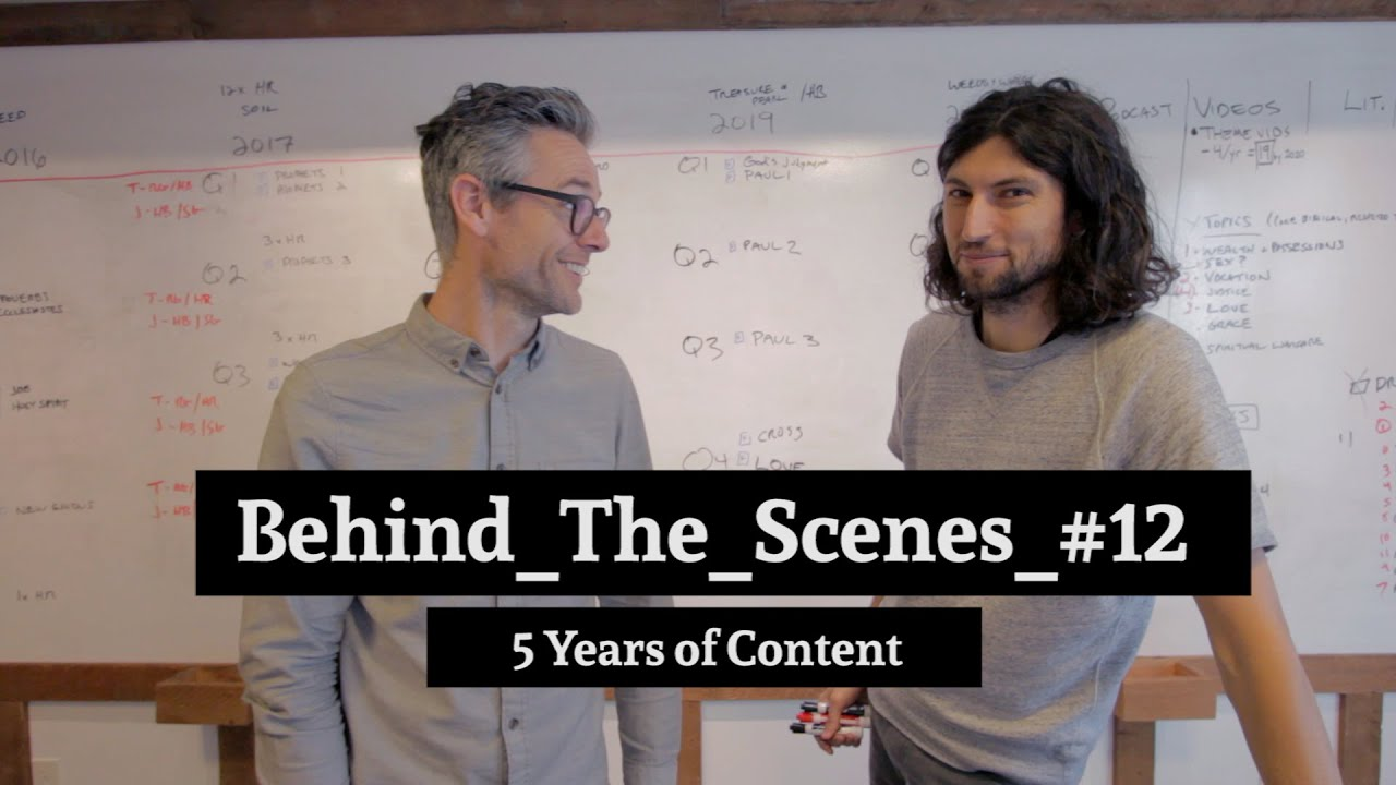 BTS 12: 5 Years Of Content