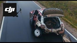DJI Stories – WRC A Journey