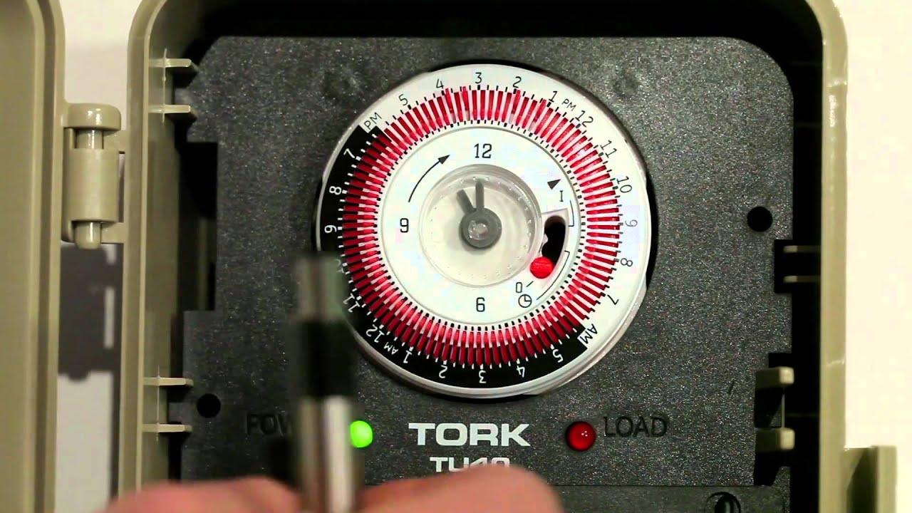 Tork Tu40 Timer Manual One Word Quickstart Guide Book Time Clock Wiring Diagram Setup Youtube Rh Com Timers Instruction 1104