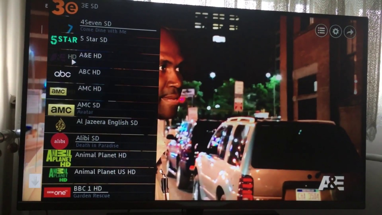 Load SSIPTV app On Philips TV via Web Browser may work on other devices  watch IPTV