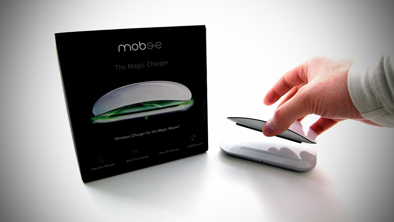 788b856d639 Mobee Magic Charger Unboxing (Apple Magic Mouse) - YouTube
